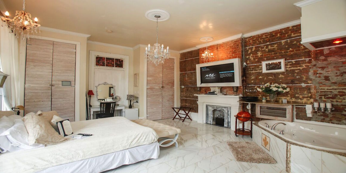 New Orleans Bed & Breakfast | Fleur de Lis Mansion I The French ...