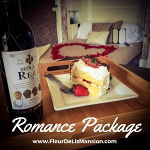 Fleur De Lis Mansion | Romance Package | New Orleans